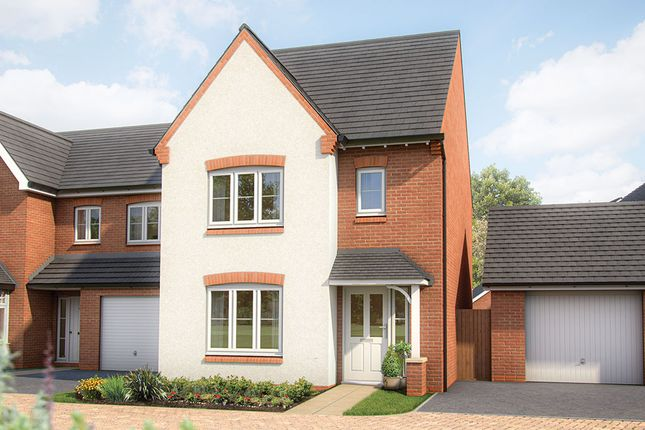 """Thumbnail Property for sale in """"The Cypress"""" at The Dovecote, Warwick"""