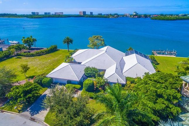 Thumbnail Property for sale in 554 S Spoonbill Dr, Sarasota, Fl, 34236