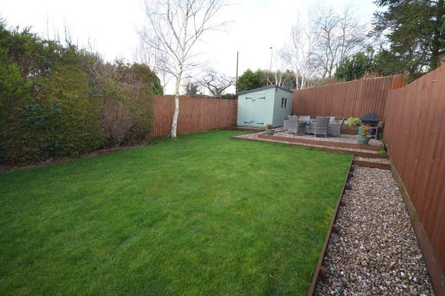 Rear Garden of Coventry Road, Narborough, Leicester LE19