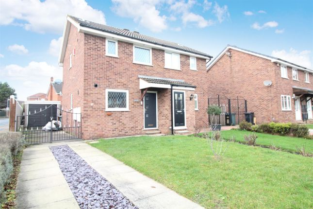 Thumbnail Semi-detached house for sale in Lea Park Close, Leeds