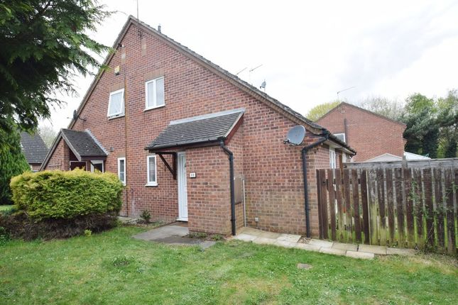 Thumbnail Terraced house to rent in Anderson Walk, Bury St. Edmunds