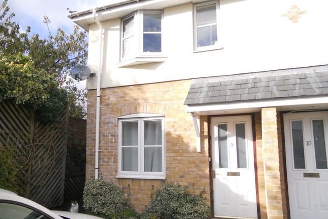2 bed end terrace house to rent in St. Canna Close, Canton, Cardiff CF5