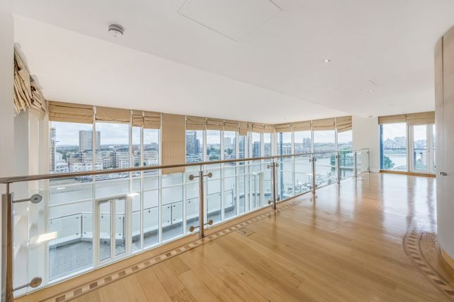 Thumbnail Flat to rent in Riverside Tower, The Boulevard, London