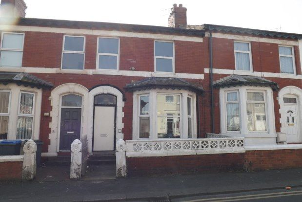Thumbnail Terraced house to rent in Eaves Street, Blackpool