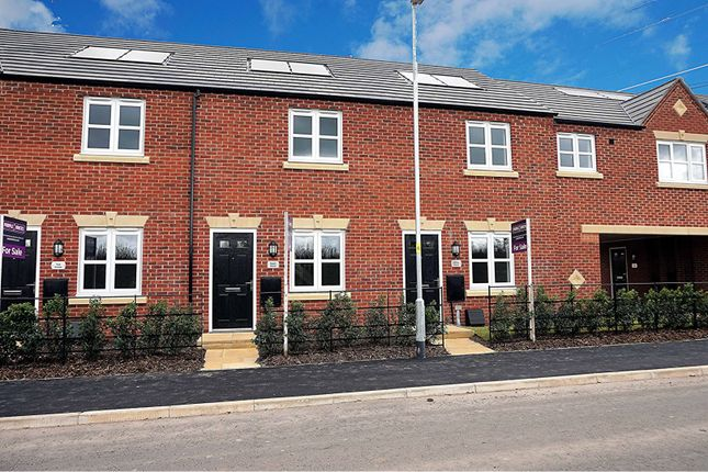 Thumbnail Terraced house for sale in Sidgreaves Lane, Cottam, Preston