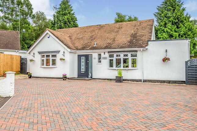 Thumbnail Detached bungalow for sale in Achilles Close, Hemel Hempstead