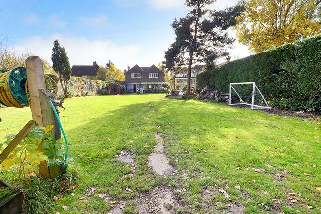 Rear Garden of Horley, Surrey RH6