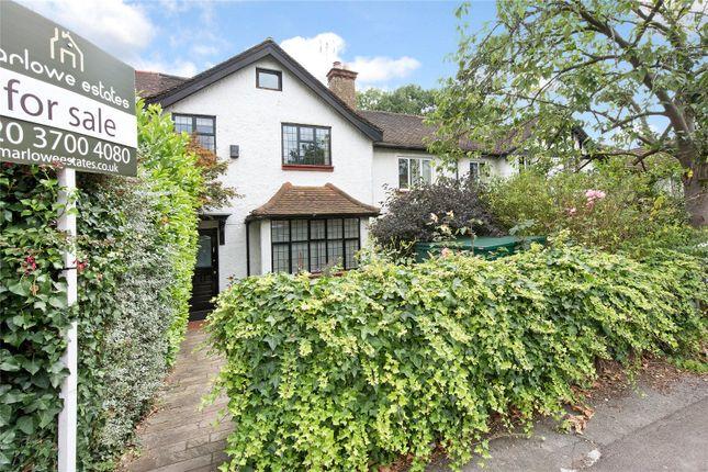 Thumbnail Terraced house for sale in Kingsmead Road, London