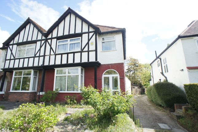 3 bed semi-detached house for sale in High Road, Whetstone