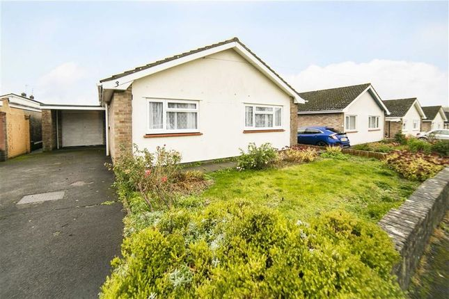 Thumbnail Bungalow for sale in Kingsmark Lane, Chepstow
