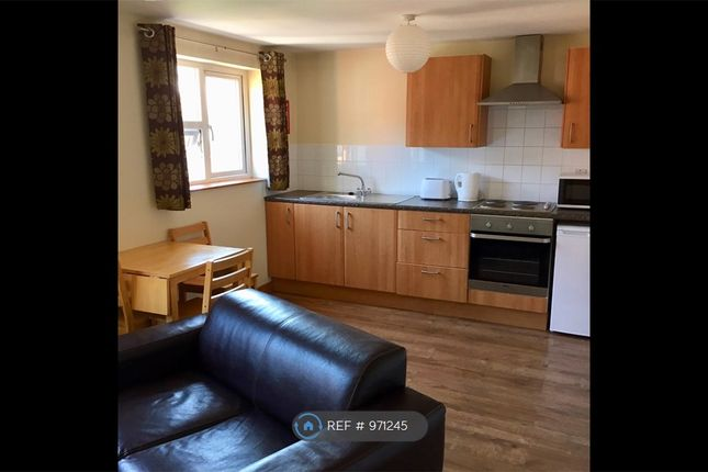 Thumbnail Flat to rent in Camden Street, Belfast