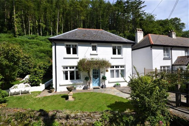 Thumbnail Detached house to rent in The Coombes, Polperro, Looe, Cornwall