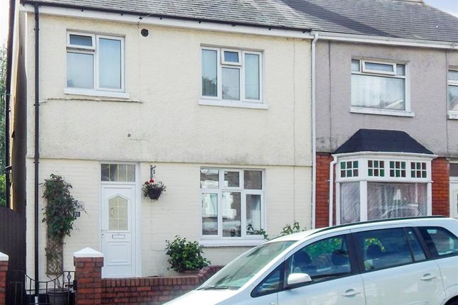 Thumbnail Semi-detached house for sale in Penlan Road, Treboeth, Swansea