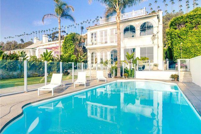 Thumbnail Villa for sale in 609 Palisades Beach Road, Santa Monica, California, Usa