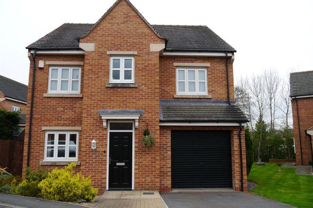 Thumbnail Detached house to rent in Pavilion Court, West Hallam, Ilkeston