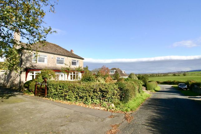 Thumbnail Detached house for sale in Woodhouse Farmhouse, Heaton With Oxcliffe, Lancashire