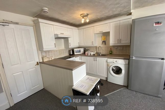 Kitchen Area of Bedford Place, Southampton SO15