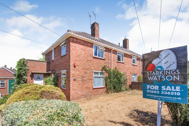 Thumbnail Flat for sale in North Park Avenue, Norwich