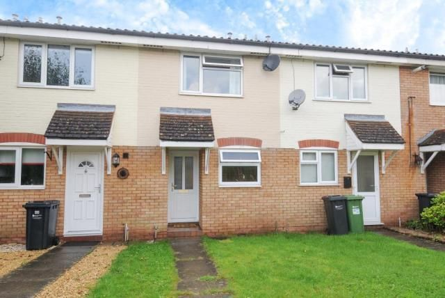 Thumbnail Terraced house for sale in Bobblestock, Hereford