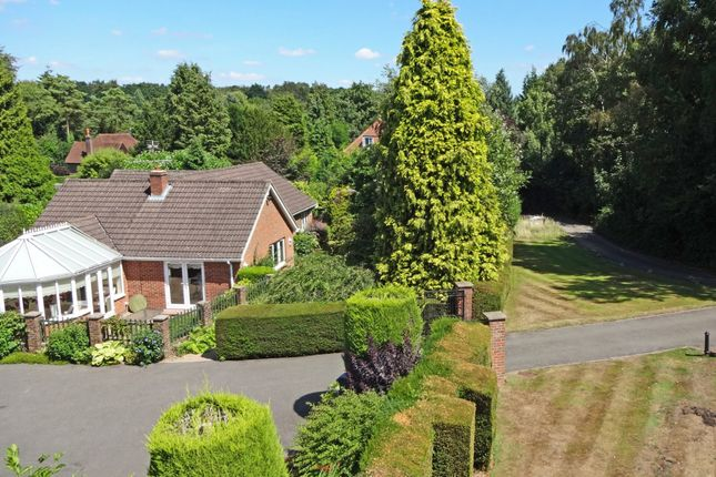 Thumbnail Detached bungalow for sale in Dorking Road, Walton On The Hill, Tadworth