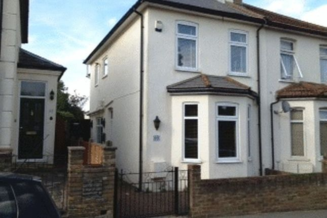 Thumbnail Semi-detached house to rent in William Road, Caterham