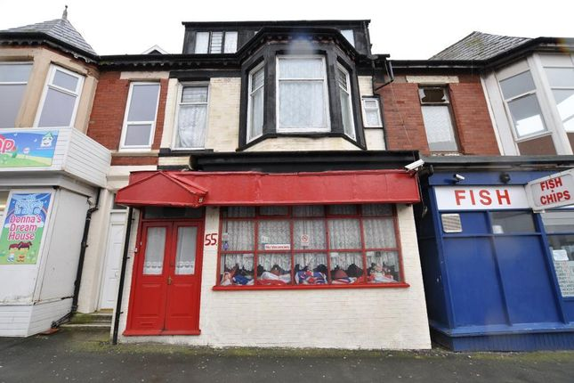 Thumbnail Terraced house for sale in Chapel Street, Blackpool, Lancashire