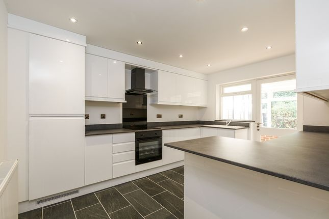 Kitchen of Greenways, New Barn, Kent DA3