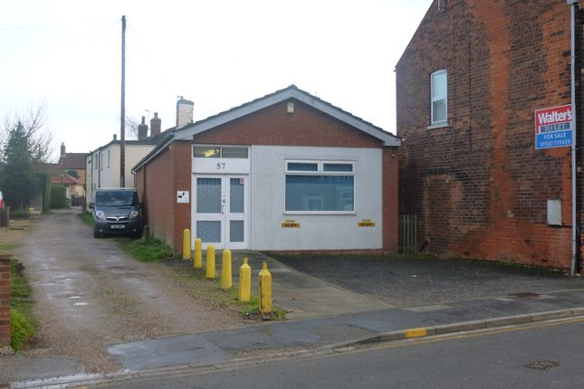 Thumbnail Office for sale in High Street, Saxilby, Lincoln
