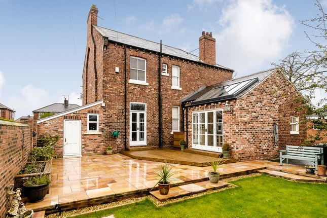 Thumbnail Detached house for sale in Normanby Road, Middlesbrough