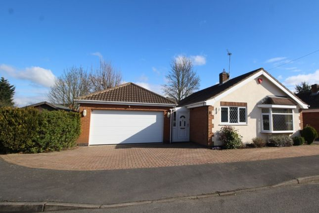 Thumbnail Bungalow for sale in Holly Close, Burbage, Hinckley
