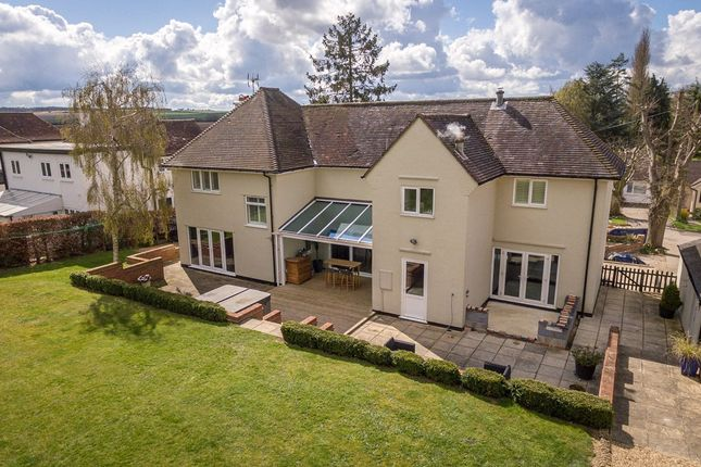 Thumbnail Detached house for sale in Wedon Way, Bygrave, Baldock