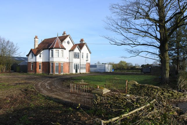 Thumbnail Detached house for sale in Crudwell Road, Malmesbury