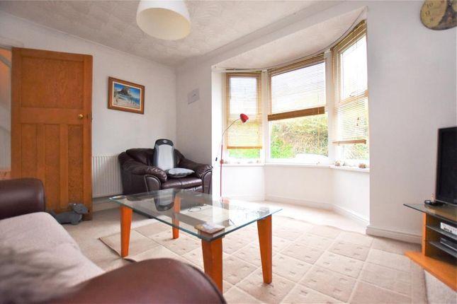 Living of Parc Terrace, Newlyn, Penzance TR18