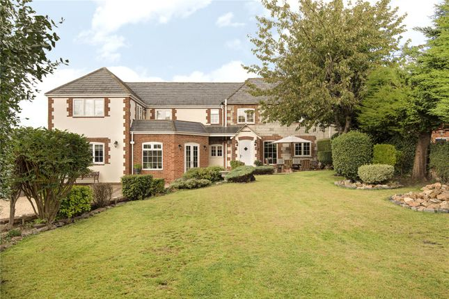 Thumbnail Semi-detached house for sale in Ashbury, Oxfordshire