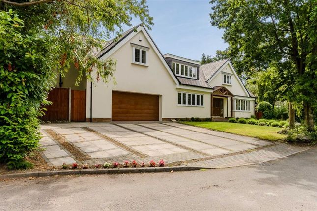Thumbnail Detached house for sale in Kenilworth Close, Sutton Coldfield