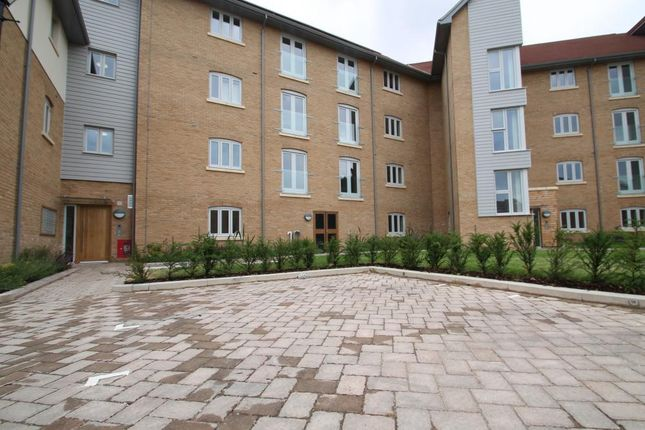 Thumbnail Flat to rent in Runcie Court, New Mossford Way, Barkingside