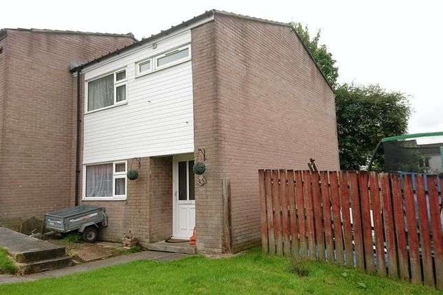 Thumbnail Terraced house to rent in Hillside Park, Bodmin