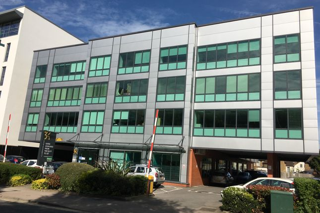 Thumbnail Office to let in 34 Clarendon Road, Watford