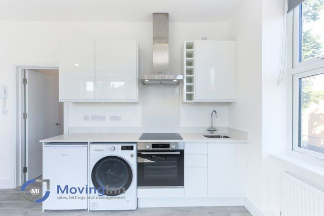 Thumbnail Flat to rent in Sunnyhill Road, Streatham