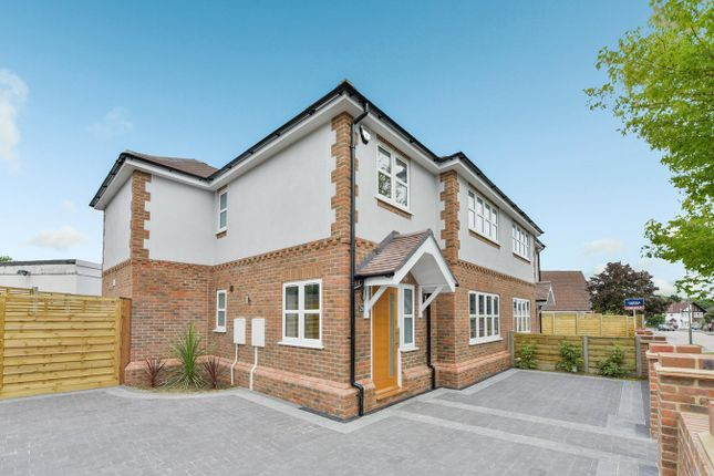 Thumbnail Semi-detached house for sale in Lakeswood Road, Petts Wood, Orpington