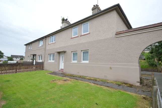 Thumbnail Flat for sale in Kinloss Crescent, Cupar