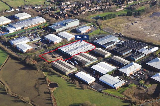 Thumbnail Warehouse to let in Wingates Industrial Estate, Barrs Fold Close, Westhoughton, Bolton, Greater Manchester, UK