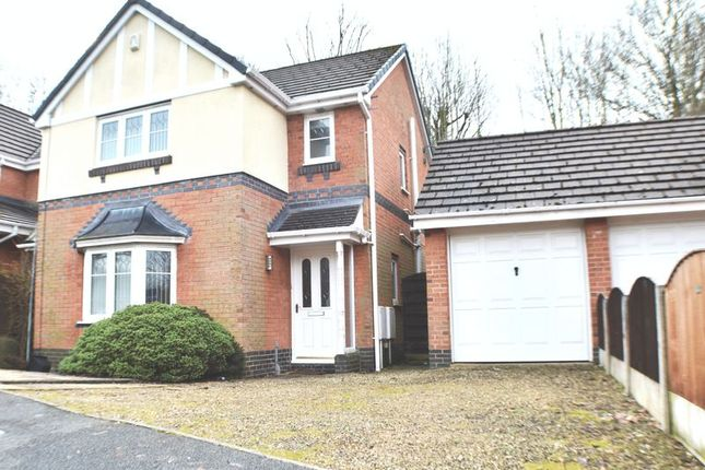 Thumbnail Detached house for sale in Westwood Avenue, Hyde