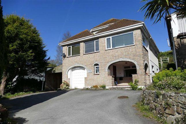 Thumbnail Detached house for sale in Estuary View, Lelant, St. Ives