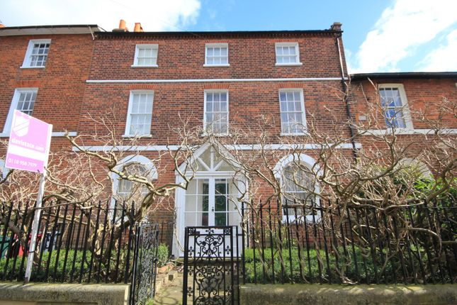 Thumbnail Town house to rent in Coley Hill, Reading