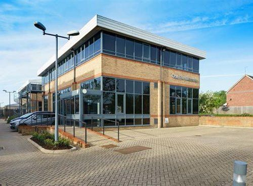 Thumbnail Office to let in The Beacons, Hatfield