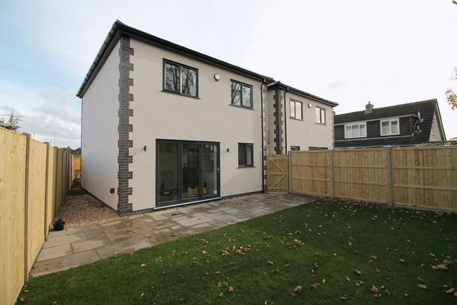 Thumbnail Detached house to rent in Grannys Lane, Hanham