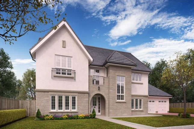 "Thumbnail Detached house for sale in ""The Roxburgh"" at Wilkieston Road, Ratho, Newbridge"