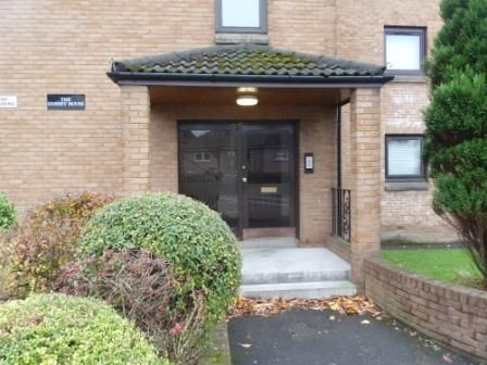 Thumbnail Flat to rent in Gushet House, Airdrie