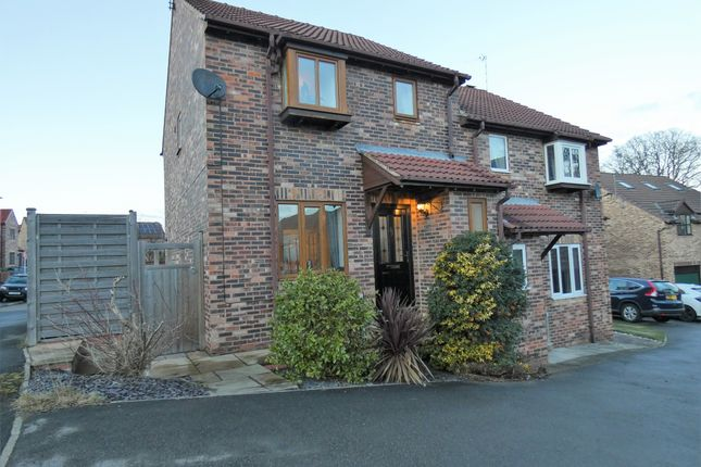 Thumbnail 3 bed semi-detached house for sale in Bowden Grove, Dodworth, Barnsley
